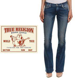 True Religion Joey Flare Jeans - Size 33